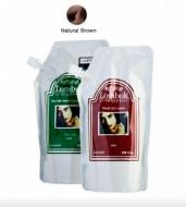 Система для ламинирования волос Gain Cosmetic Lombok Original set Natural Brown 2*500г: фото