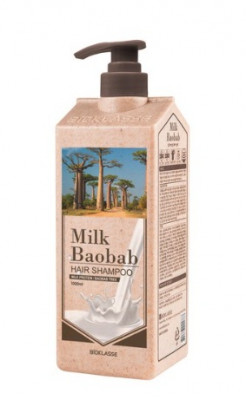 Шампунь с белым мылом Milk Baobab Original Shampoo White Soap 1000мл: фото