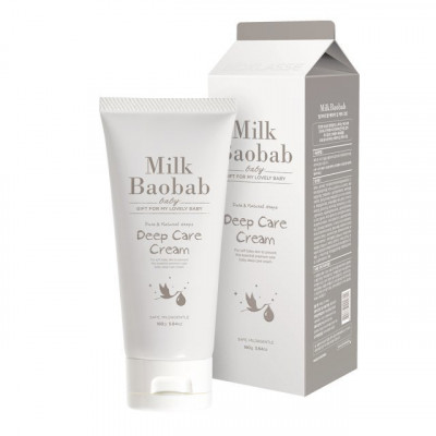 Крем для лица и тела Milk Baobab Baby Deep Care Cream 160г: фото