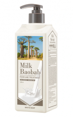 Бальзам для волос Milk Baobab Perfume Treatment White Soap 500мл: фото