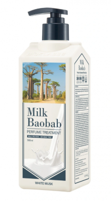 Бальзам для волос Milk Baobab Perfume Treatment White Musk 500мл: фото