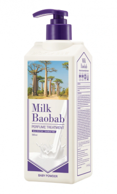 Бальзам для волос Milk Baobab Perfume Treatment Baby Powder 500мл: фото