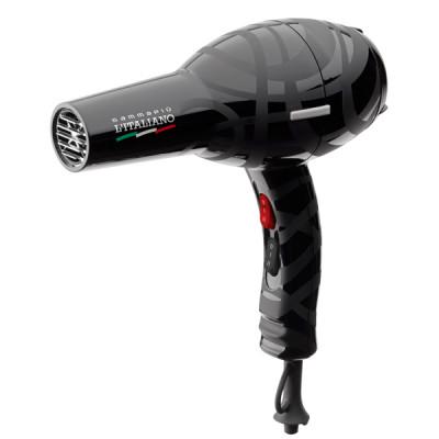 Фен Gamma PIU SRL L'Italiano 2000 Вт HD-NA1820 черный: фото