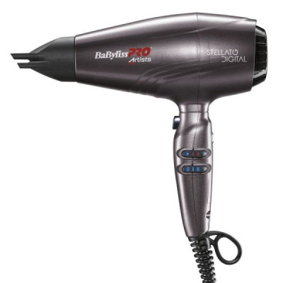Фен BaByliss PRO STELLATO DIGITAL 4 ARTISTS 2400 Вт: фото